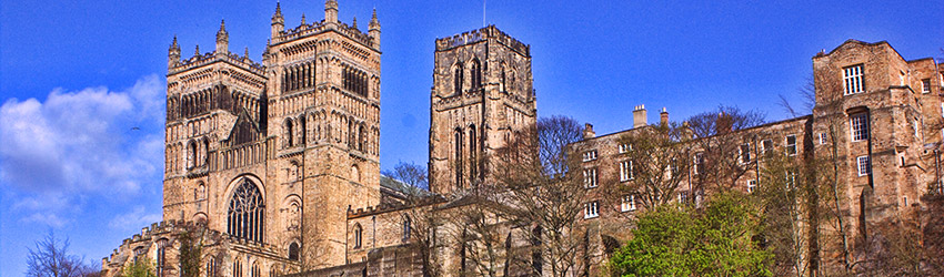 Durham Cathedral by Chris Mallon, IT Support Engineer, Durham