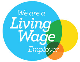 Transcendit is a Living Wage employer