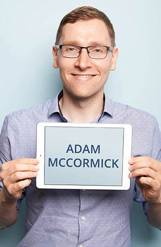 Adam McCormick 1