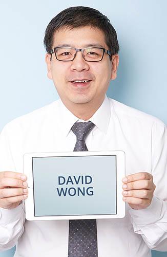David Wong 1