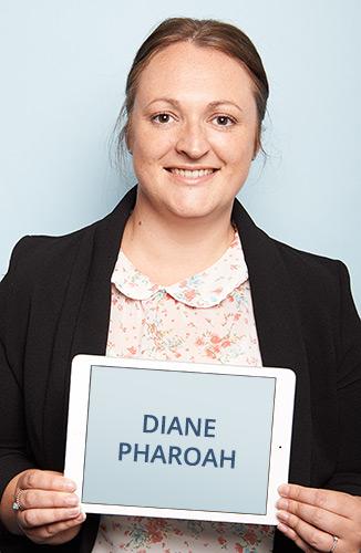 Diane Pharoah 1