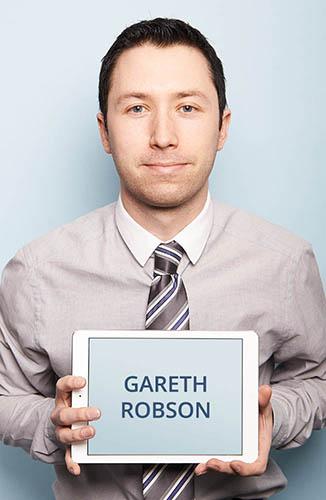 Gareth Robson 1