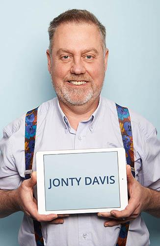 Jonty Davis 1
