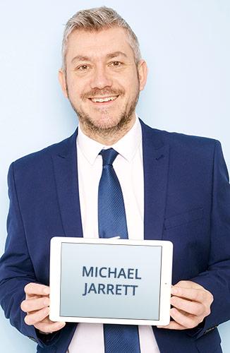 Michael Jarrett 1