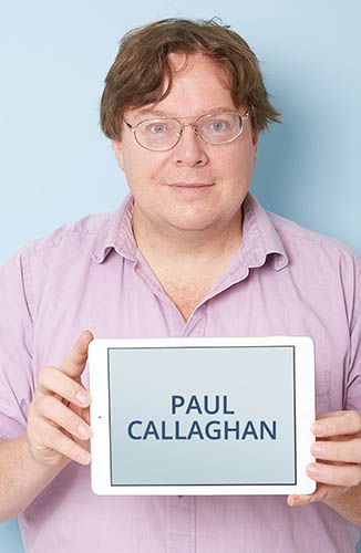 Paul Callaghan 1