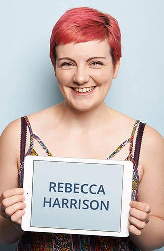 Rebecca Harrison 1